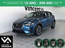 Mazda CX-3 GT AWD **GARANTIE 10 ANS** 2019