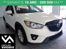 Mazda CX-5 GS **AWD** 2014