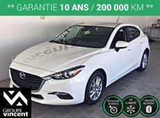 Mazda Mazda3 Sport GS**GARANTIE 10 ANS** 2018