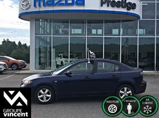 Mazda Mazda3 GX**AIR CLIMATISÉ** 2008