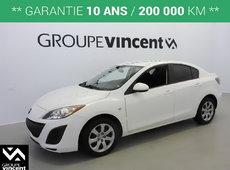 Mazda 3 GX**GARANTIE 10 ANS** 2010