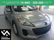 Mazda Mazda3 GS-SKY**TRÈS ÉCONOMIQUE** 2012
