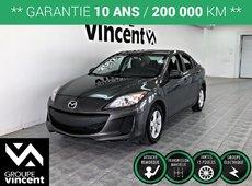 Mazda Mazda3 GX **GARANTIE 10ANS** 2012