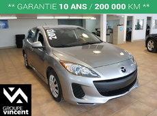 Mazda Mazda3 GS-SKY**SIÈGES CHAUFFANTS** 2013