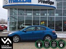Mazda Mazda3 GX **GARANTIE 10 ANS** 2013