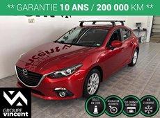 Mazda Mazda3 GT**CUIR** 2014