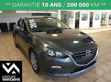 Mazda Mazda3 GX-SKY**CLIMATISEUR** 2014