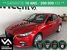 Mazda Mazda3 GT-SKY**BLUETOOTH/ CAMÉRA/ MAGS** 2014