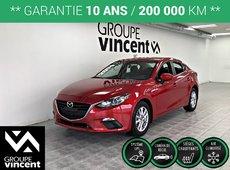 Mazda Mazda3 GS-SKY **GARANTIE 10 ANS** 2014