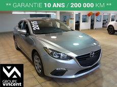 Mazda Mazda3 GX**BLUETOOTH** 2015
