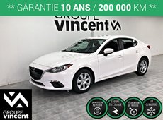 Mazda Mazda3 GX AIR CLIMATISÉ **GARANTIE 10ANS** 2015