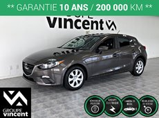 Mazda Mazda3 GX A/C **GARANTIE 10 ANS** 2016
