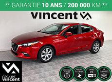 Mazda Mazda3 GX ** GARANTIE 10ANS ** 2018