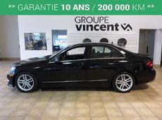 Mercedes-Benz C-Class C 300 4MATIC **GARANTIE 10 ANS** 2013