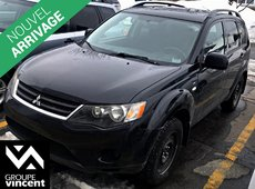 Mitsubishi Outlander LS **7 PASSAGERS/ AWD/ MAGS** 2008