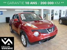 Nissan Juke SL AWD**TOIT / CUIR / MAGS** 2014