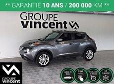 Nissan Juke SV **GARANTIE 10 ANS** 2015