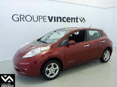 Nissan Leaf SV **BATTERIE GARANTIE 8 ANS / 160 000 KM** 2015