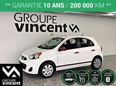 Nissan Micra SV **GARANTIE 10 ANS** 2015