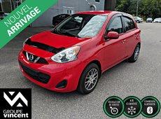 Nissan Micra SV **GARANTIE 10 ANS** 2016