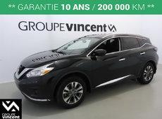 Nissan Murano SL AWD**GARANTIE 10 ANS** 2017