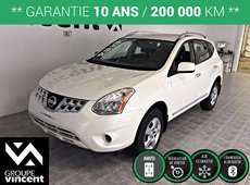 Nissan Rogue S**AWD** 2013