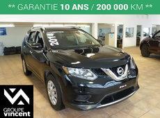 Nissan Rogue S**GARANTIE 10 ANS** 2014