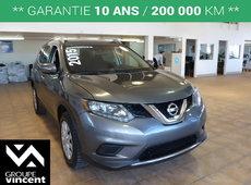Nissan Rogue S**GARANTIE 10 ANS** 2015