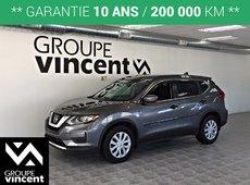 Nissan Rogue S **GARANTIE 10 ANS** 2017