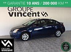Nissan Sentra 2.0 **GARANTIE 10 ANS** 2012