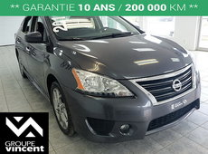 Nissan Sentra 1.8 SR **ENSEMBLE SPORT** 2013