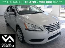 Nissan Sentra 1.8S **ECONOMIQUE** 2013