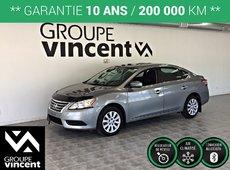 Nissan Sentra **GARANTIE 10 ANS** 2014