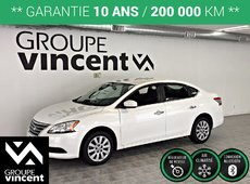 Nissan Sentra SV ** GARANTIE 10 ANS ** 2014