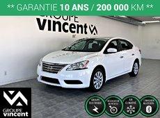Nissan Sentra SV **GARANTIE 10 ANS** 2014