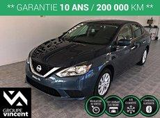 Nissan Sentra SV**TOIT/ MAG** 2017