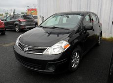 Nissan Versa SL**GARANTIE 10 ANS** 2012
