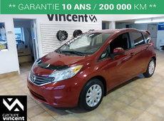 Nissan Versa NOTE SL**GARANTIE 10 ANS** 2014