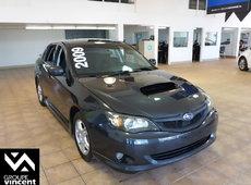 Subaru Impreza WRX**AIR+BLUETOOTH** 2009