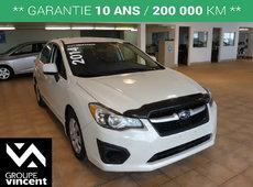 Subaru Impreza 2.0i AWD **GARANTIE 10 ANS** 2014