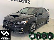 Subaru WRX STI W/Sport-tech Pkg 2015