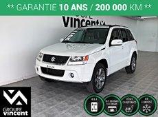 Suzuki Grand Vitara JLX 4X4  **GARANTIE 10ANS** 2011