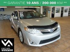 Toyota Camry HYBRID XLE**GARANTIE 10 ANS** 2012