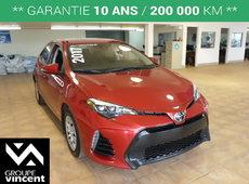 Toyota Corolla SE **GARANTIE 10 ANS** 2017