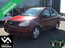 Toyota Echo **AUTOMATIQUE** 2005