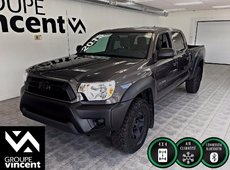 Toyota Tacoma 4X4,**ENSEMBLE DECOR BLACK** 2015