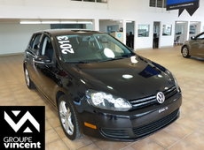 Volkswagen Golf **MAG+ AIR** 2013