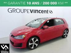 Volkswagen Golf GTi AUTOBAHN**GARANTIE 10 ANS** 2015