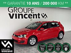 Volkswagen Golf 1.8TSI Trendline **GARANTIE 10 ANS** 2015