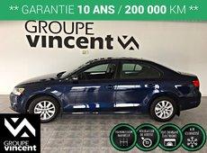 Volkswagen Jetta Sedan Comfortline** TOIT OUVRANT/ MAGS** 2014